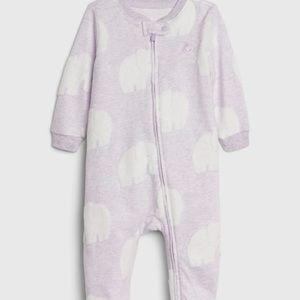 3/$25 Gap purple baby sleeper